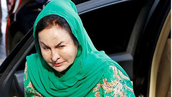 همسر نخست وزیر سابق مالزی رسما به دریافت رشوه متهم شد