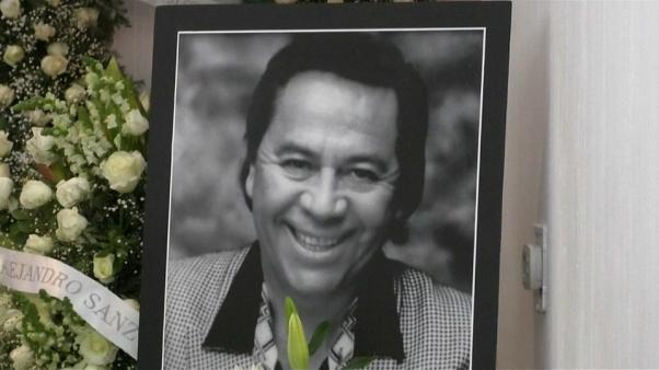 Lucho Gatica: ultimo adiós al 'rey del bolero'