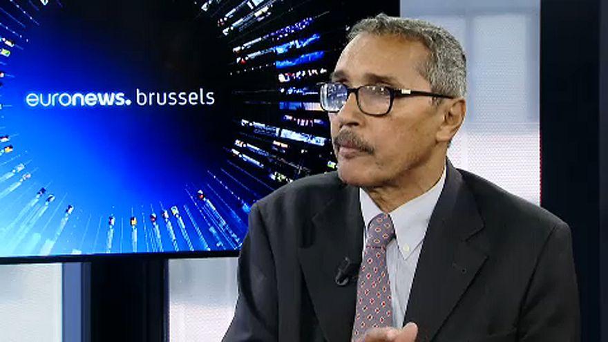 خطري أدّوه، رئيس البرلمان الصحراوي