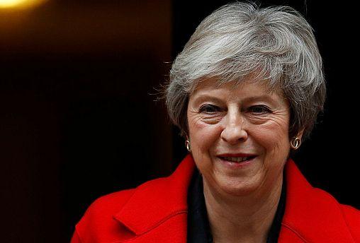 Theresa May não recua e insiste que acordo Brexit é para avançar