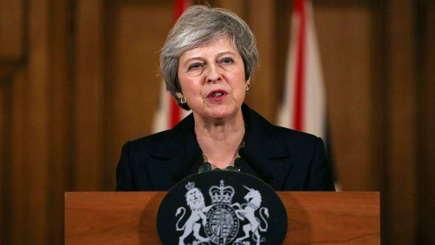 "Brexit : Theresa May défend ""le meilleur accord"" possible pour le Royaume-Uni"