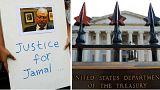 آمریکا ۱۷ شهروند عربستان را در پیوند با قتل خاشقجی تحریم کرد