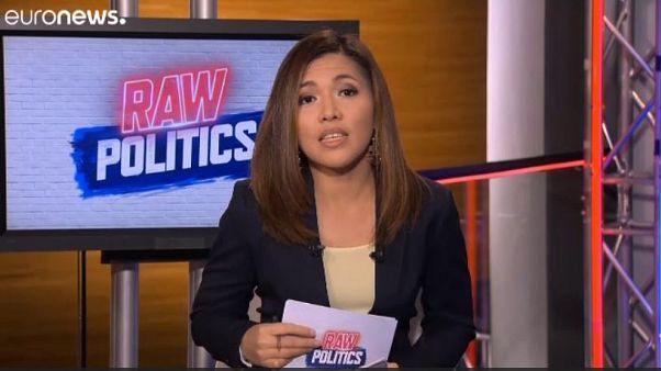 Raw Politics' Tesa Arcilla