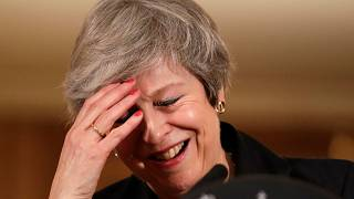 """تيريزا ماي: """"سنغادر"""" الاتحاد الأوروبي في الـ 29 من آذار-مارس المقبل"""