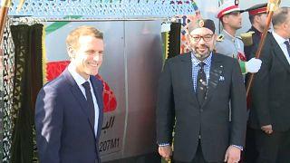 Hochgeschwindigkeitszug von Casablanca nach Tanger