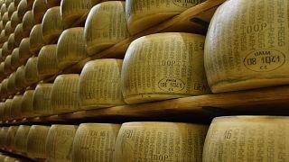 Péril sur le parmesan à l'ONU, la France en partie responsable