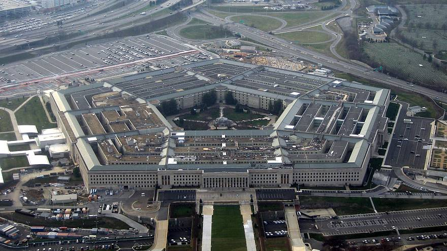 """The Pentagon"""" by David B. Gleason is licensed under CC BY-SA 2.0"""