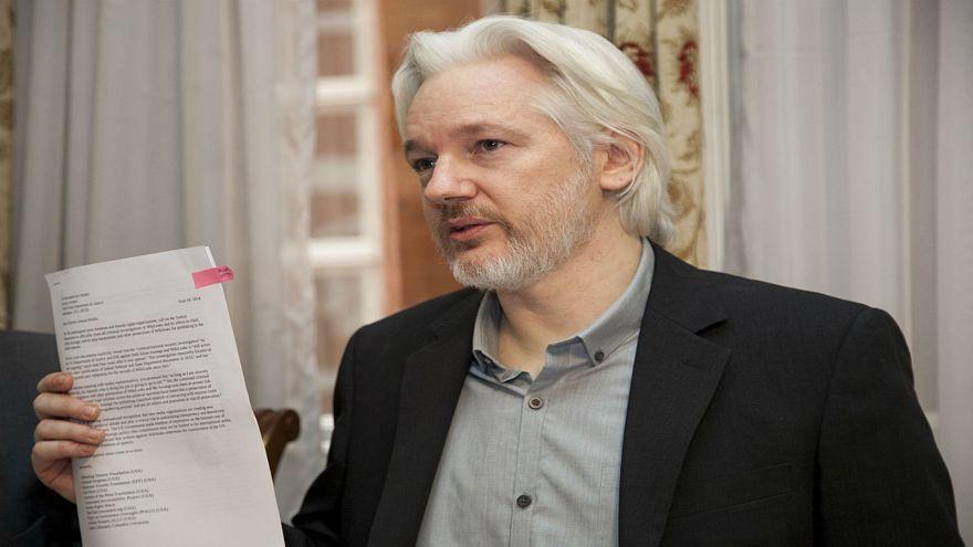 Jullian Assange hakkındaki iddianame 'yanlış' adrese gönderildi