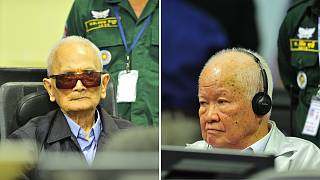 Khmer Rouge leaders found guilty of genocide