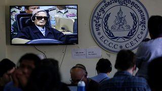"""Khmer Vermelho: primeira condenação por """"genocídio"""""""
