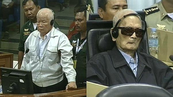 بعد 40 عاما.. إدانة مسؤولين سابقين بالخمير الحمر بتهمة الإبادة الجماعية