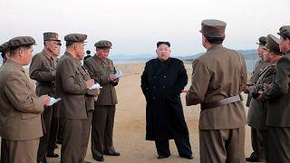 """Pyongyang anuncia teste de """"nova arma tática ultramoderna"""""""