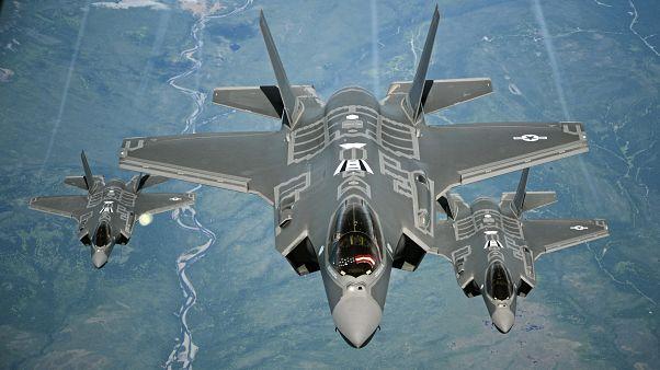 Pentagon F-35'lerin Türkiye'ye teslimatının önünü açacak raporu ABD Kongresi'ne sundu