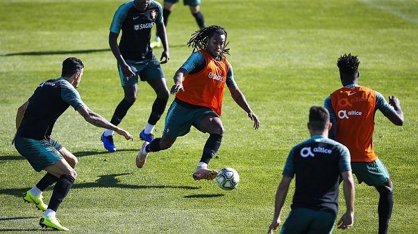 Portugal confia na vitória em Itália
