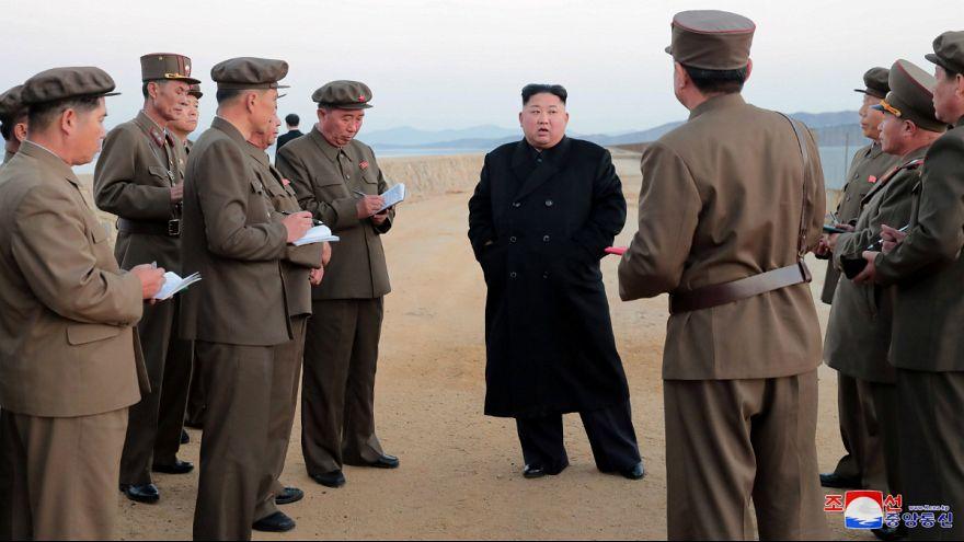 کره شمالی: سلاحی فوق مدرن آزمایش کردیم