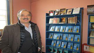 الكاتب الجزائري أكلي تاجر