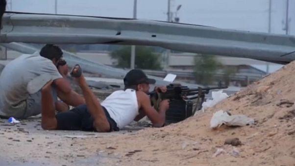 Λιβύη: Νέες μάχες και νέα συμφωνία για κατάπαυση του πυρός