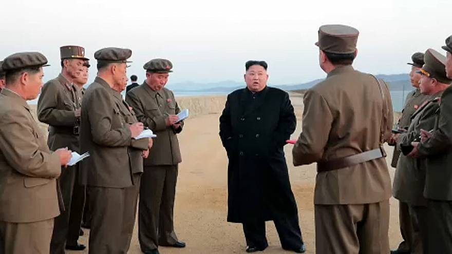 Új fegyvert tesztelt Észak-Korea