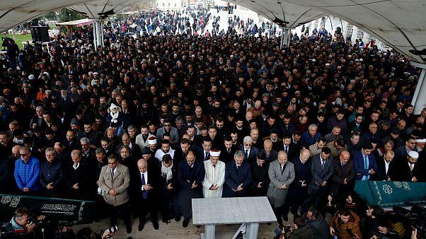 Funeral de Jamal Khashoggi sem corpo presente