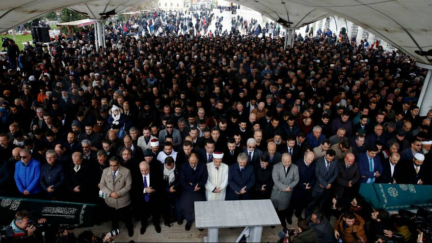 Cerimonia funebre senza corpo per Khashoggi
