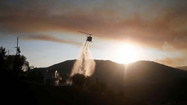 Kaliforniya yangınında bilanço ağırlaşıyor