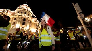 Taxes fuel protests in France — what do the French think?