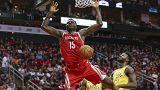 НБА: разгром чемпионов