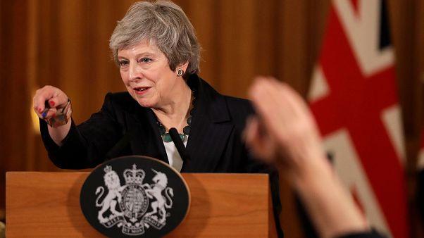 State of the Union: Die Woche der Frauen - Theresa May und Angela Merkel