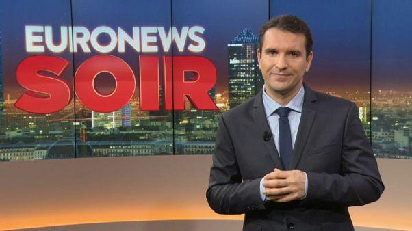 Euronews Soir : l'actualité du 16 novembre