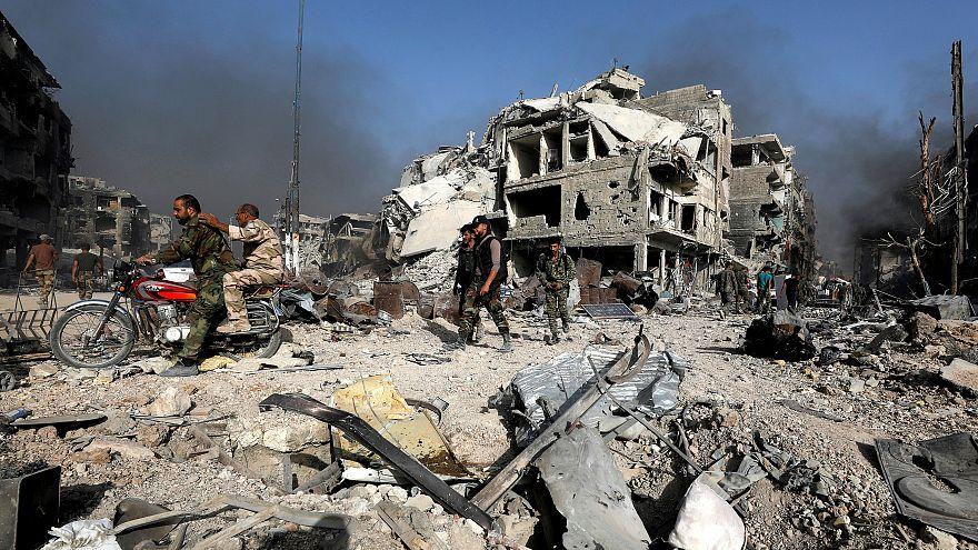 Esad güçleri İdlib'e saldırdı 3'ü çocuk ikisi kadın 5 sivil hayatını kaybetti