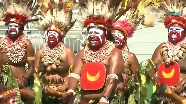في بابوا غينيا الجديدة.. إدمان مضغ جوز التنبول