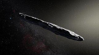 Mysteriöser Asteroid Oumuamua offenbar durch Gas angetrieben