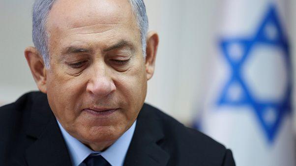 İsrail polisi: Başbakan Netanyahu ile eşi rüşvet ve yolsuzluk nedeniyle yargılansın