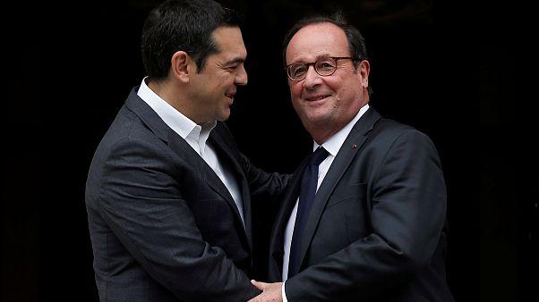 Α. Τσίπρας: «Οι φίλοι φαίνονται στα δύσκολα»