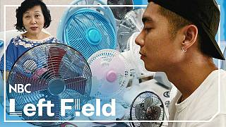 South Korean believe sleeping with the fan on can kill.