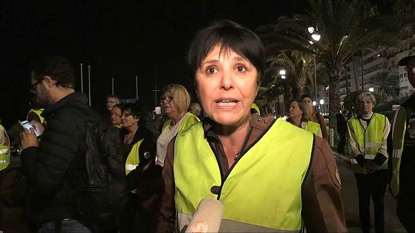 """Gelbe Westen: """"Wir legen Frankreich lahm!"""""""
