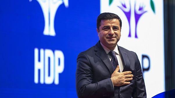 AİHM, Demirtaş'ın başvurusunu 20 Kasım'da karara bağlayacak