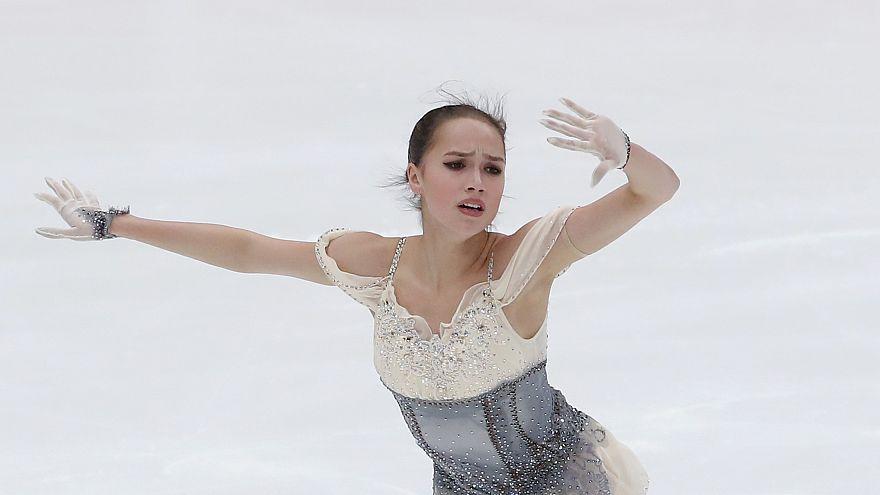 Гран-при в Москве: день мировых рекордов