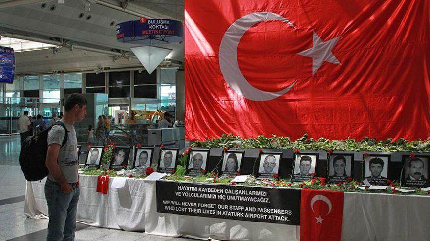 Atatürk Havalimanı saldırısında 6 sanığa 46'şar kez müebbet