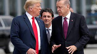 ABD Başkanı Trump ve Cumhurbaşkanı Erdoğan telefonda görüştü