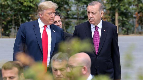 إردوغان وترامب يتفقان على ضرورة كشف كل جوانب قضية خاشقجي