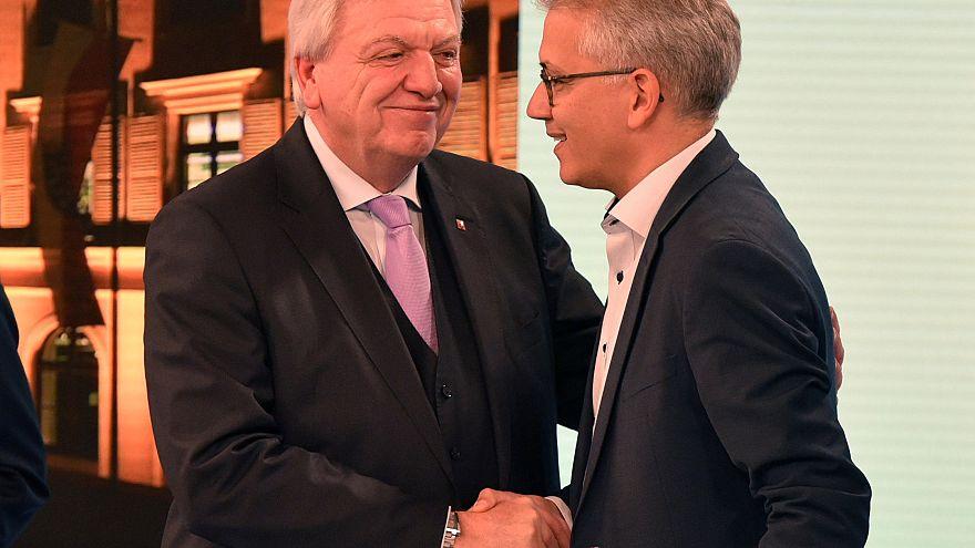 Nach Auszähl-Chaos in Hessen nix Neues? CDU verhandelt mit Grünen