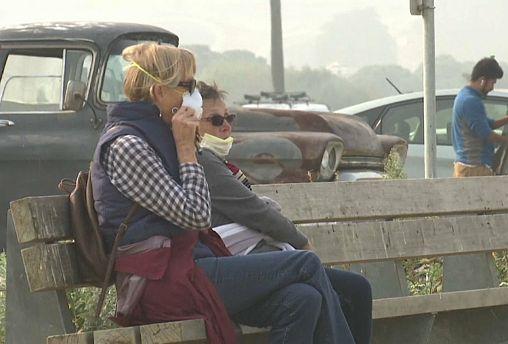 Camp Fire : Au moins 71 morts et un millier de disparus en Californie