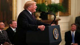 ترامب يقول إنه سيتلقى تقريرا يوم الثلاثاء عمن قتل خاشقجي