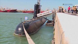 Encontrado submarino desaparecido há um ano
