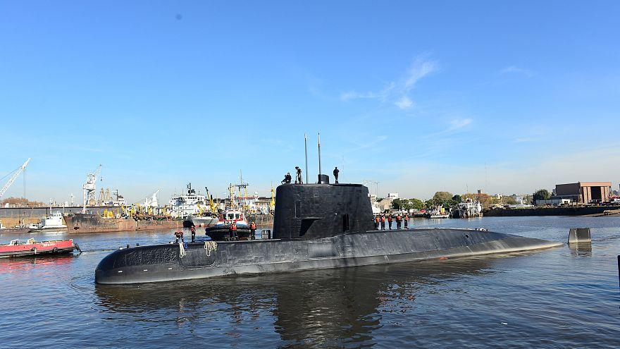 Arjantin Donanması'nın bir yıldır kayıp olan denizaltısı bulundu