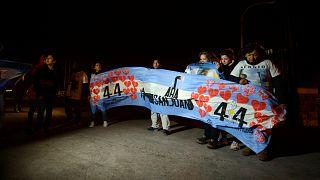 Le sous-marin argentin San Juan localisé un an après sa disparition