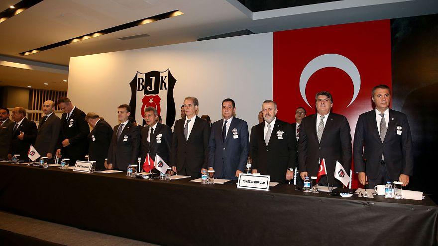 Beşiktaş'ta mali kriz: Borç 2,5 milyar liraya dayandı