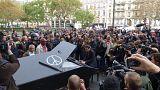 Gezi'de piyano çalan adam: İddialar saçmalık