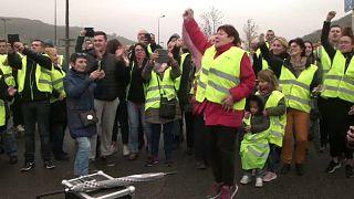 "Lyon adere ao protesto dos ""coletes amarelos"""